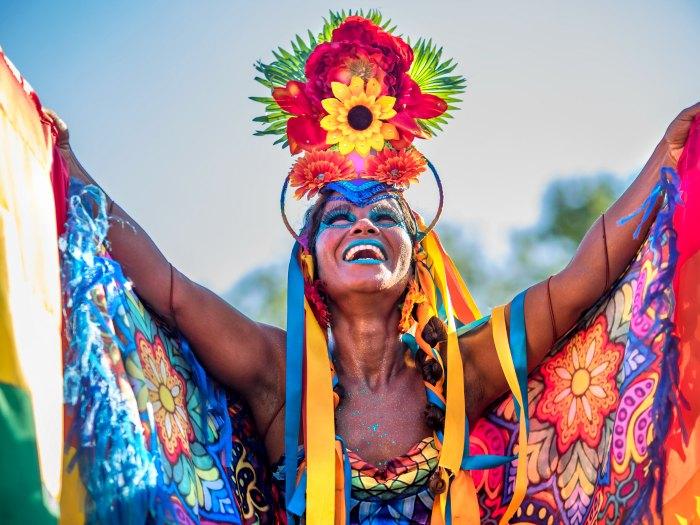 Fotos de Carnavales en el mundo