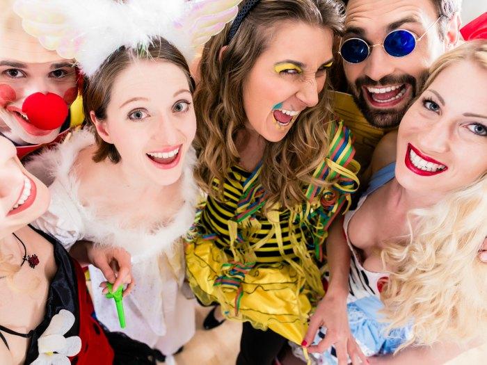 Como disfruta el carnaval cada horóscopo