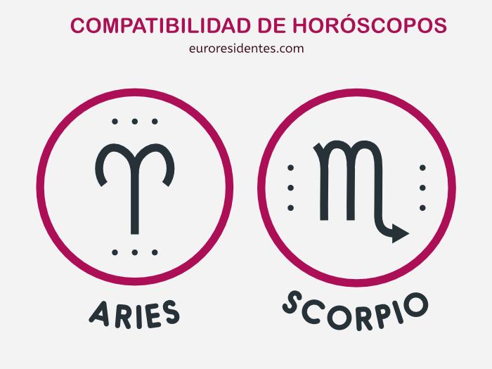 Aries- Escopio Compatibilidad