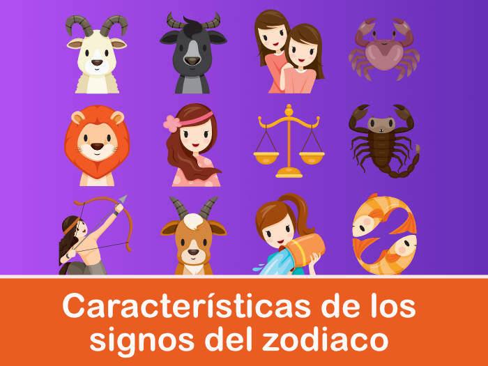 Características de los signos del zodiaco, qué personalidad tiene cada signo