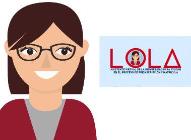 Lola: el chatbot de la UM que ayuda a los estudiantes a realizar la preincripción y la matrícula