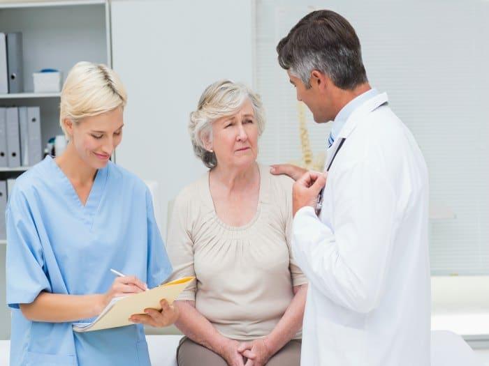Reversión de una colostomía