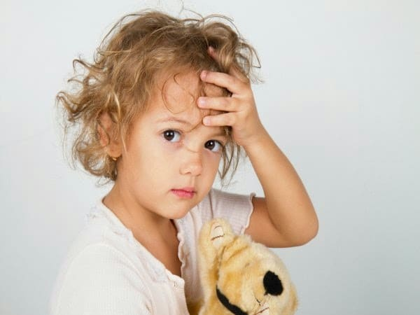 ¿Cómo aliviar el dolor en los niños?