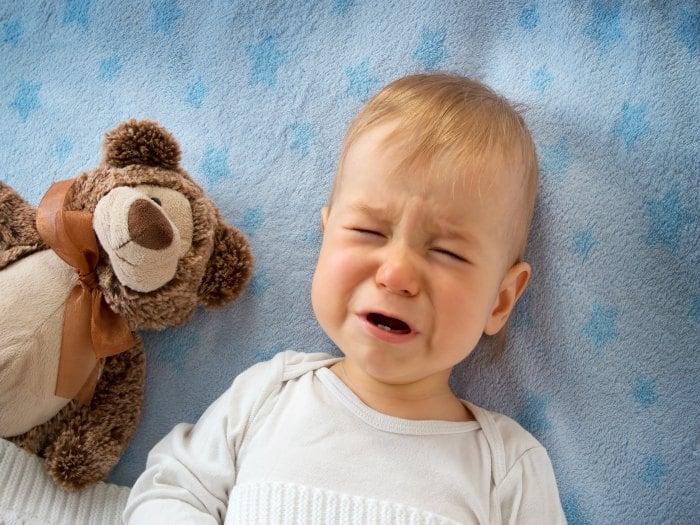 Infección orina en niños