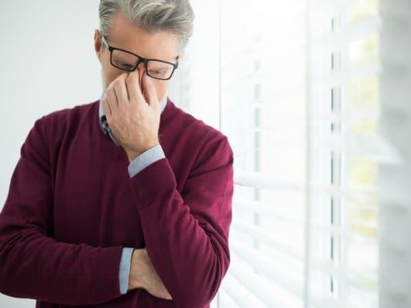 Cansancio y cáncer de próstata