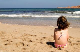 Protección solar y niños