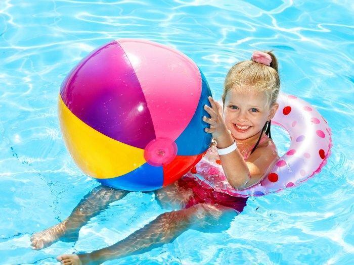 Problemas de salud asociados a piscinas