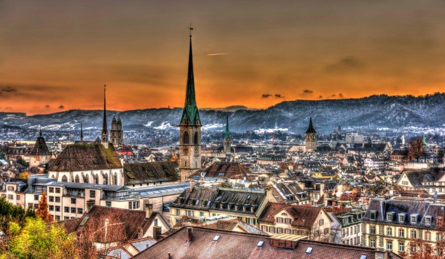 Zurich, Suiza (Euroresidentes)